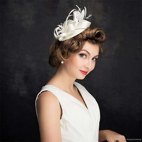 wedding accessories, bridal fascinator
