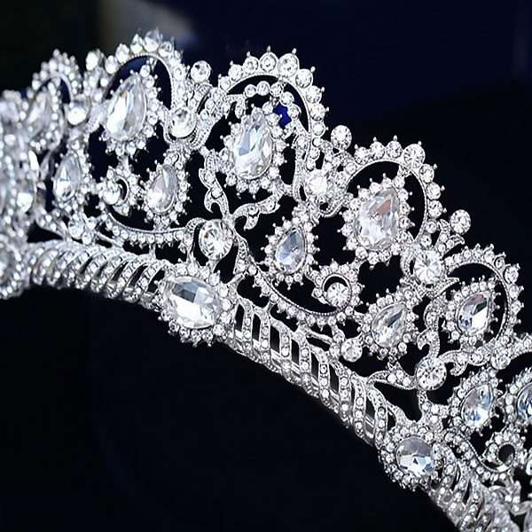 bridal crown, crystal tiara, wedding accessories
