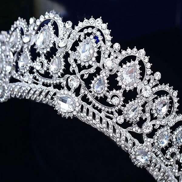 bridal crown, crystal tiara, wedding accessories
