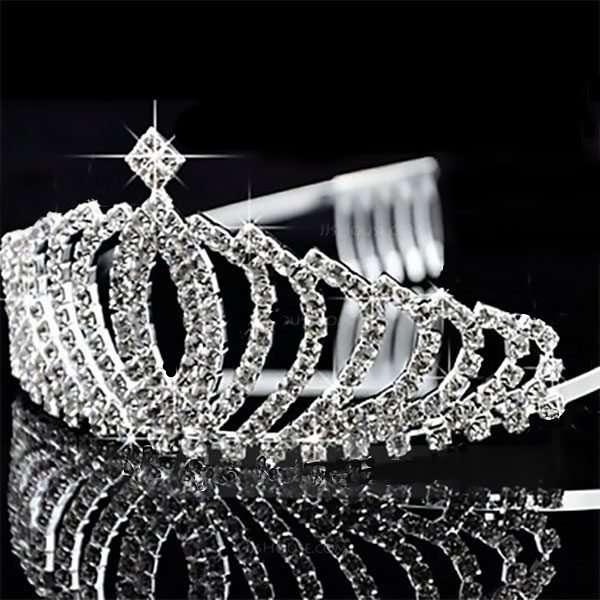Debutane tiara, flowergirl tiara