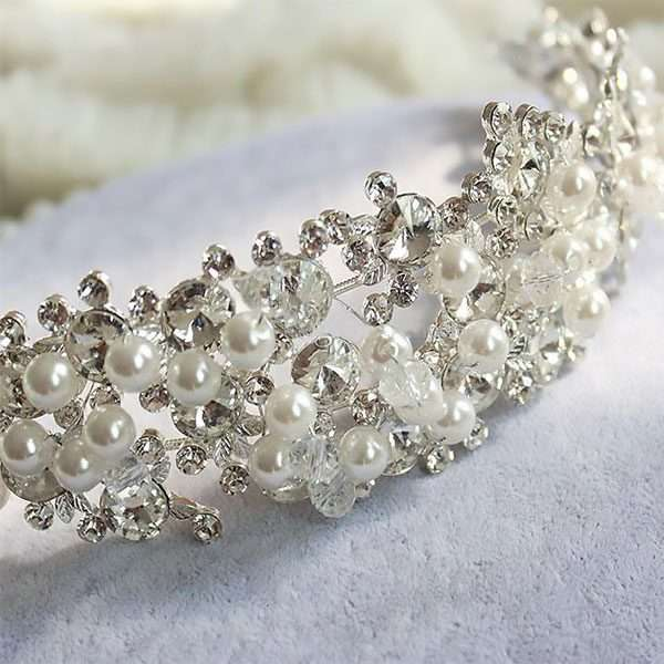 Bridal headband, bridalhairpiece, bridal accessories, Melbourne, Victoria, Sydney, Adelaide, Brisbane, Hobart