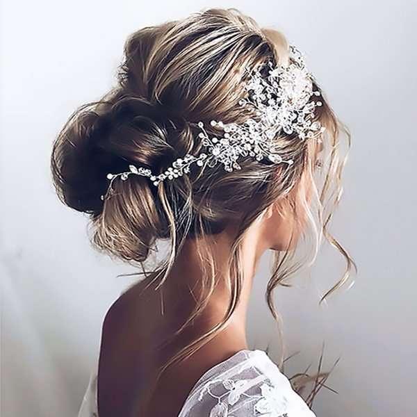 Hair vine, crystal hair vine