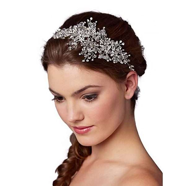 bridal hair vine, Melbourne accessories. Harriett.