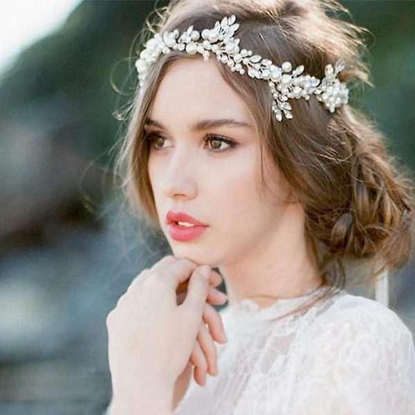 Bridal wedding hair vine and garlands. Buy bridal wedding accessory in Australia and online.