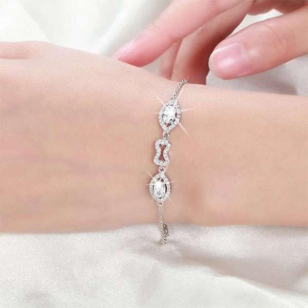 Crystal elegant bracelet