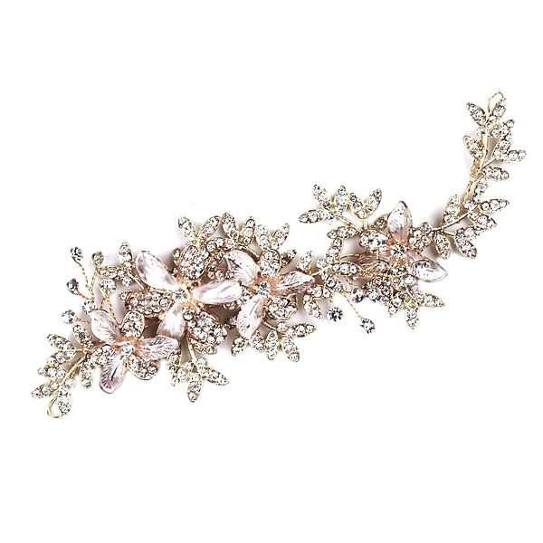 Wedding vine, bridal headpiece