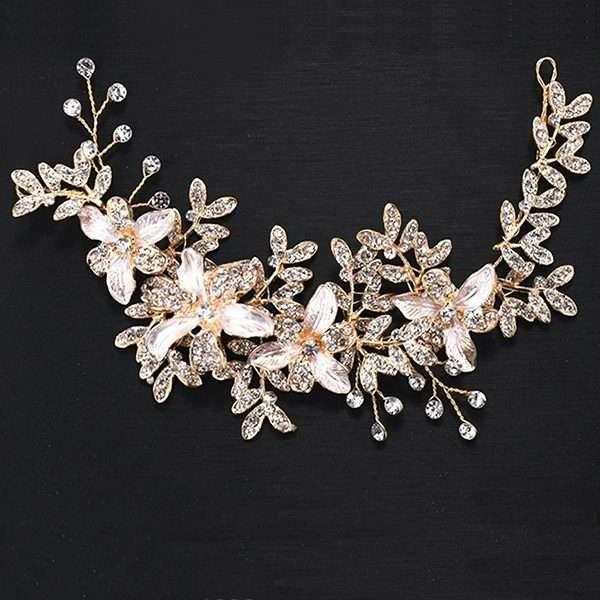 Bridal headpiece, wedding accessory