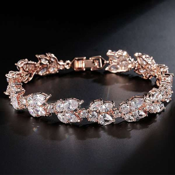 Wedding event bracelet