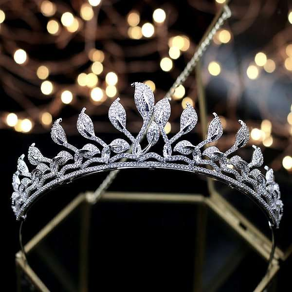 Wedding crown, bridal crown, tiara