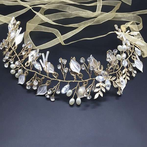 Hair vine, hairvine, bridal headpiece