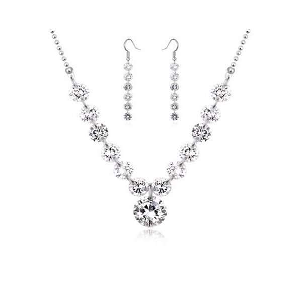 Crystal bridal set Afterpay Australia