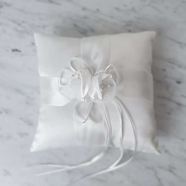 Ceremony wedding pillow