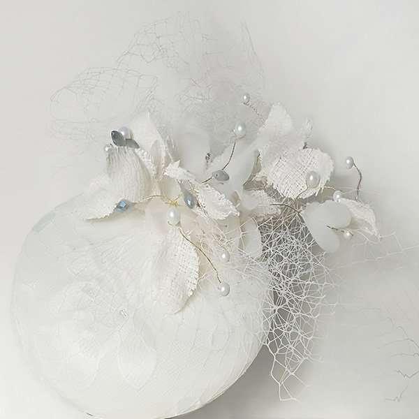 Bridal beret