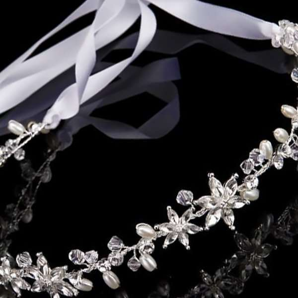 Bridal hairvine
