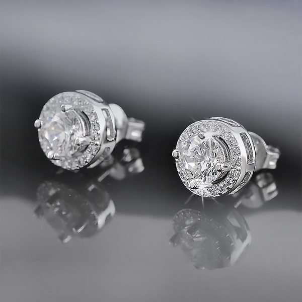 Bridal earrings, wedding party earrings