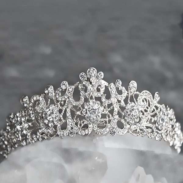 Crystal Debutante tiara
