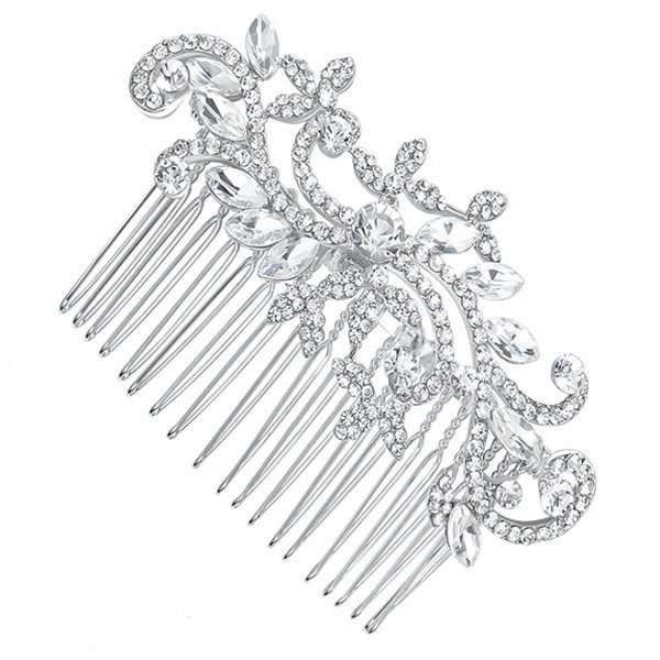 Bridal haircomb