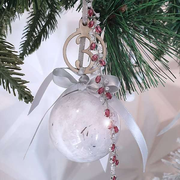 Bauble jewellery gift
